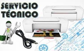 Servicio técnico impresora hp 1115 e insumos