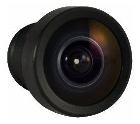 CCTV lente mini 3.6mm 1/4 - normal