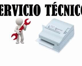 Servicio técnico impresora Epson tm-u950 e insumos