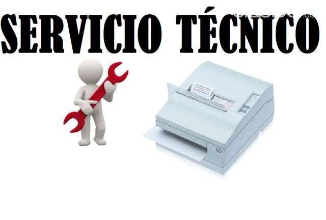 Servicio técnico impresora Epson tm-u950 e insumos - 0