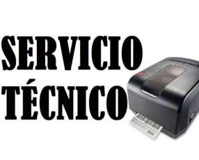 Servicio técnico impresora Honeywell de etiquetas pc42twe01312