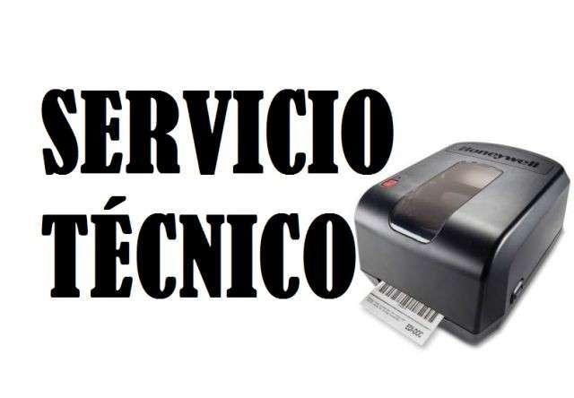 Servicio técnico impresora Honeywell de etiquetas pc42twe01312 - 0