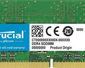 DDR4 4G 2400 Crucial CT4G4SFS824A