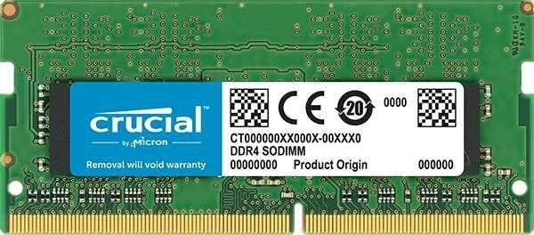 DDR4 4G 2400 Crucial CT4G4SFS824A - 0