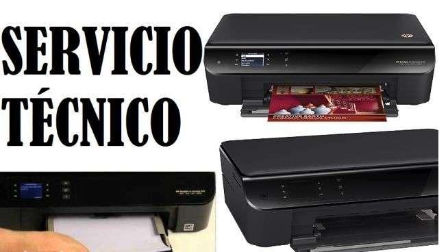 Servicio técnico impresora hp 3545 w multifunción e insumos - 0