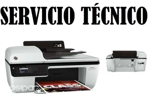 Servicio técnico impresora hp 2645 multifunción e insumos - 0