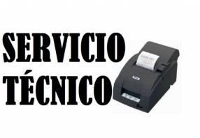Servicio técnico impresora Epson tmu220d-653 s/kit ser biv gris os