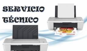 Servicio técnico impresora hp 1015 e insumos