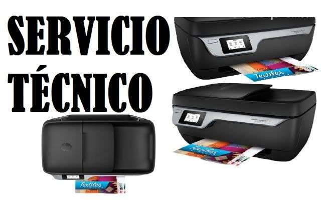 Servicio técnico impresora hp 5739 multifunción ultra e insumos - 0