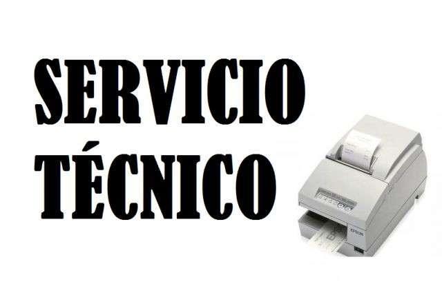Servicio técnico impresora Epson tmu675-032 con kit ser+fuente e insumo - 0