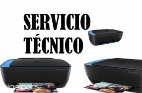 Servicio técnico imp hp 4729 multifunción ultra e insumos