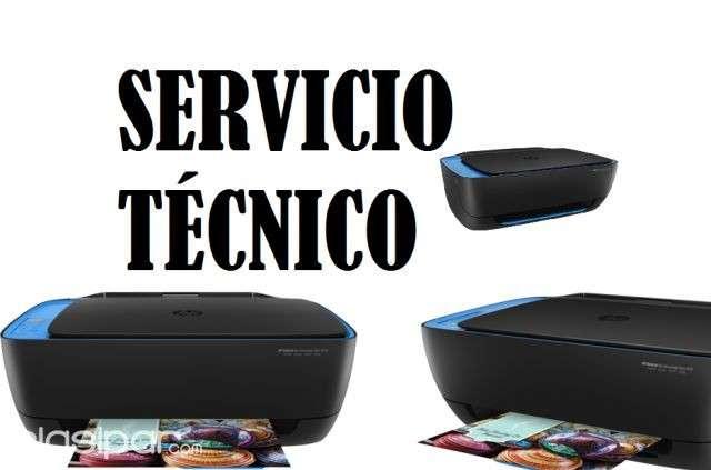 Servicio técnico imp hp 4729 multifunción ultra e insumos - 0