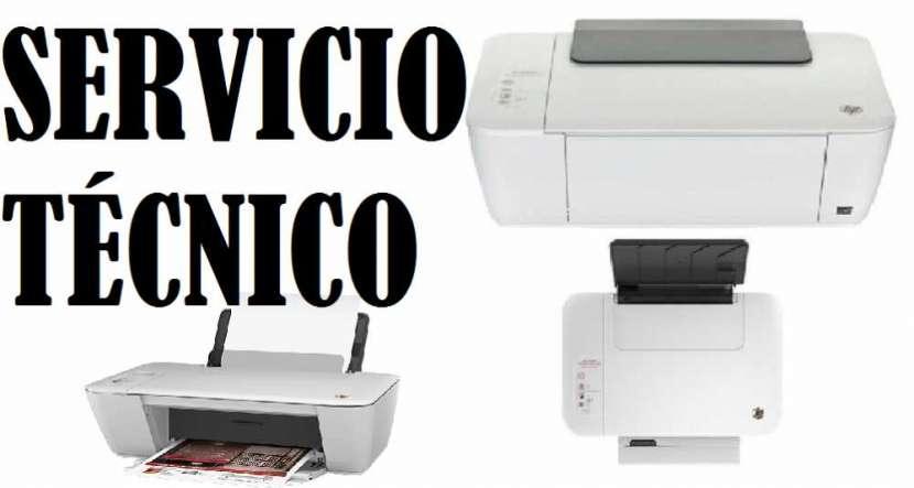 Servicio técnico impresora hp 1515 multifunción e insumos - 0