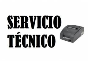 Servicio técnico impresora epson tmu220b-767 s/kit/ethernet/usb/bi