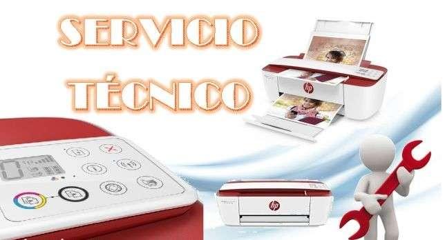 Servicio técnico impresora hp 3785 w multifunción e insumos - 0