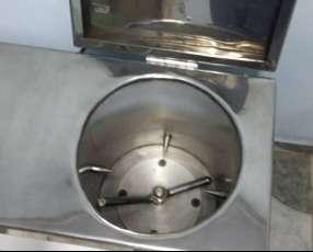 Amasadora capacidad para 25 Kg