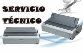 Servicio técnicos para impresoras