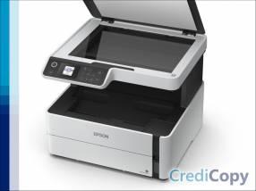 Impresora fotocopiadora multifuncional Ecotank