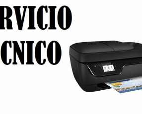 Servicio técnico impresora hp 3835 multifunción e insumos