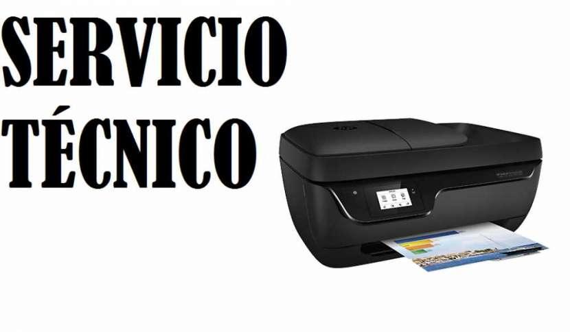 Servicio técnico impresora hp 3835 multifunción e insumos - 0