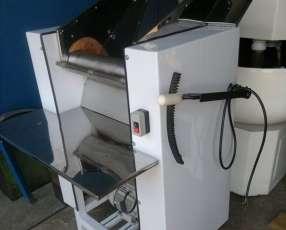 Refinadora industrial de 45 cm de cilindro 2 hp