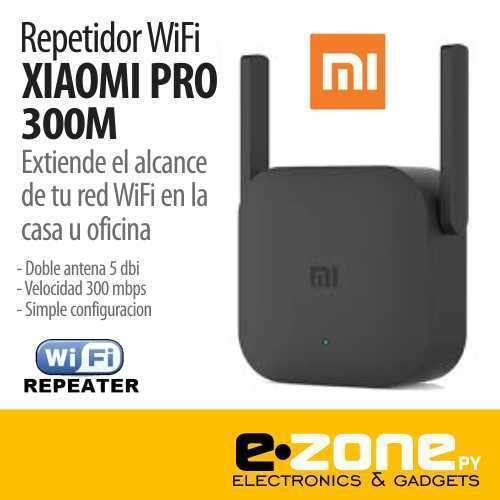Repetidor WiFi Xiaomi Pro 300M original - 0