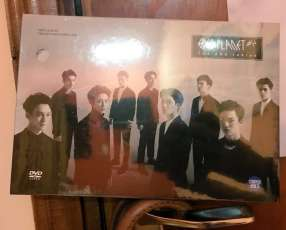 Exo Planet #2 The Exo'luXion in Seoul DVD