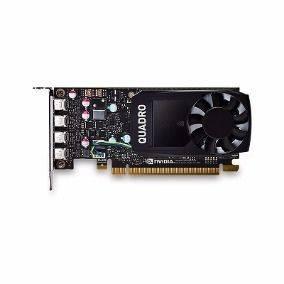 VGA Quadro P600 2GB DD5 4MDP/128 BITS