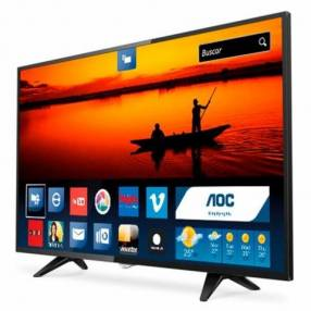 TV AOC 49 pulgadas LE49S5970 FHD/USB/HDMI/DIG/SMART/NET