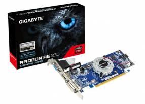 VGA GIGA A R5 230 1GB DD3 1066 DVI/VGA/HDMI/64B