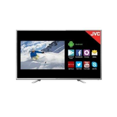 TV 58 pulgadas JVC LT58N750U FHD DIG/SMART/HDMI/USB - 0