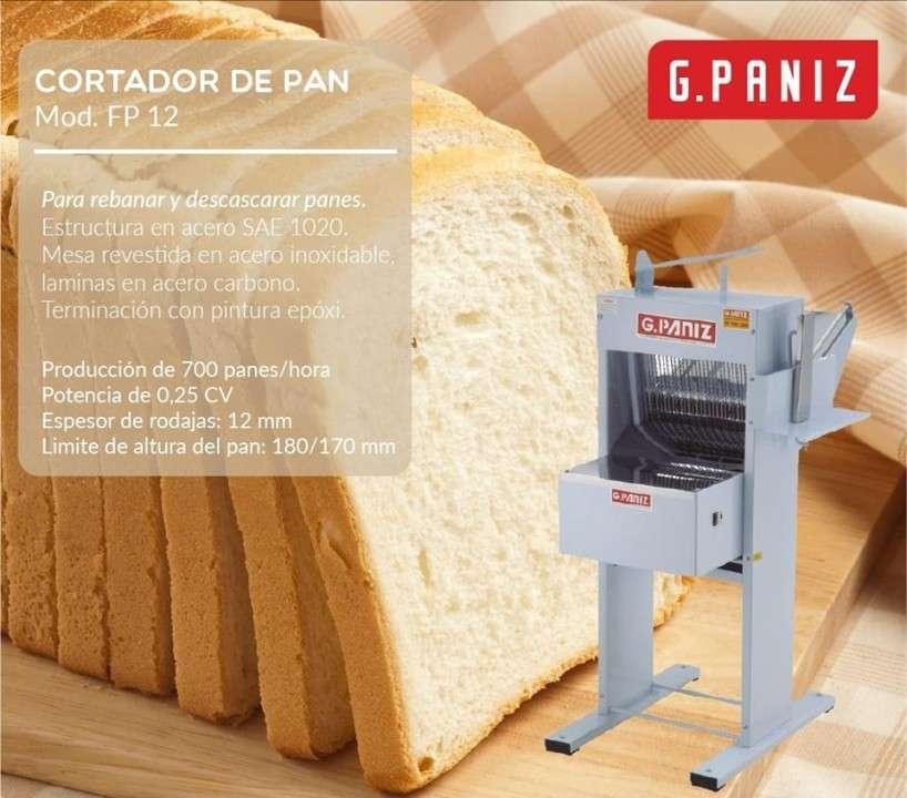Cortadora de pan de miga