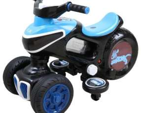 Triciclo eléctrico FJK usb aux