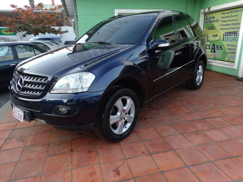 Mercedes Benz ML 280 CDI - 0