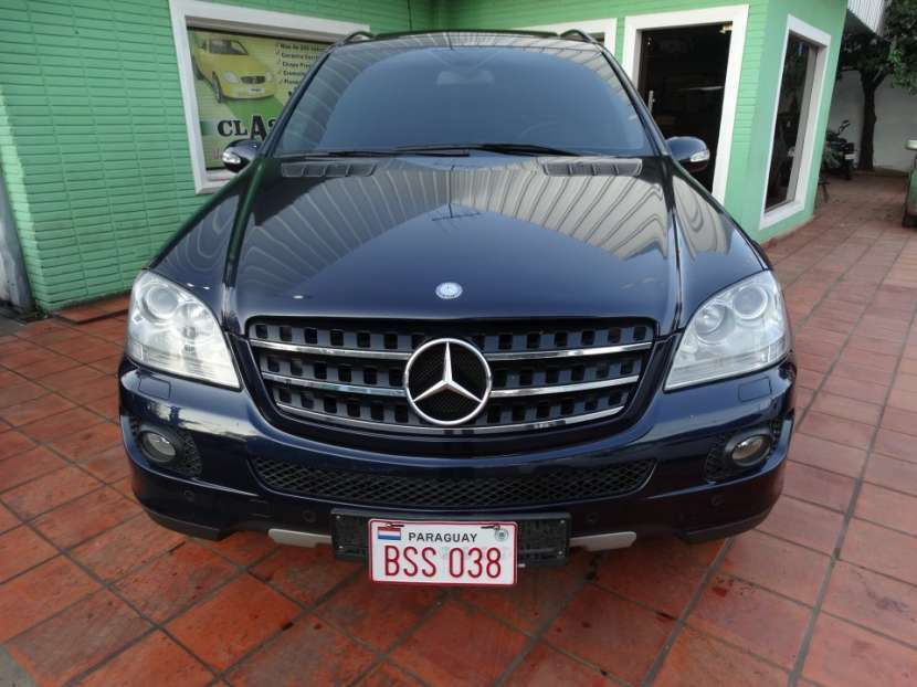 Mercedes Benz ML 280 CDI - 1