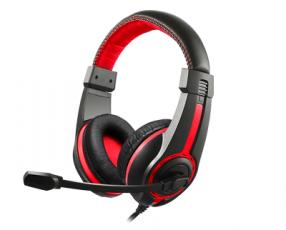 Auricular gaming SATE AE-261 con micrófono