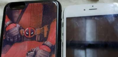IPhone 6 plus semi nuevo