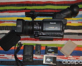Cámara Panasonic HVX200