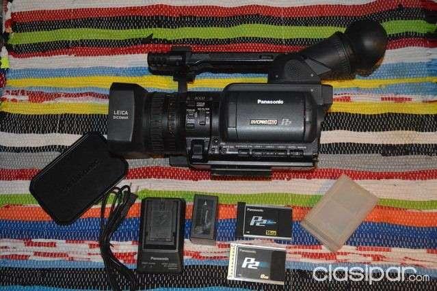 Cámara Panasonic HVX200 - 0