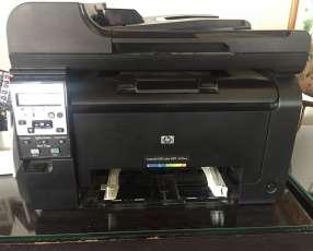 Impresora LáserJet 100 color MFP M175nw