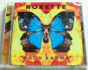 CD Roxette Good karma