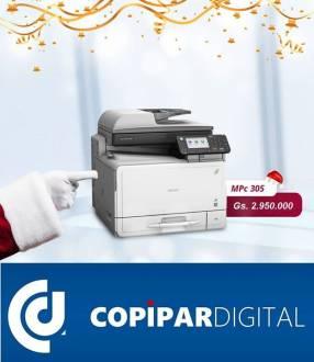 Fotocopiadora full color láser