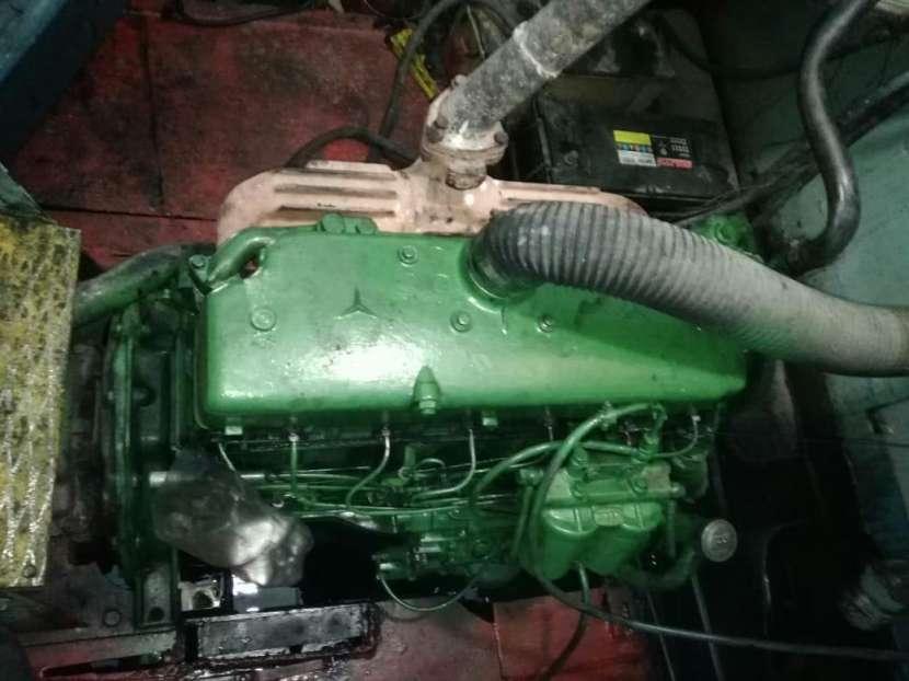 Buque motor con barcaza - 3
