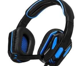 Auricular gamer usb con micrófono Argom Tech