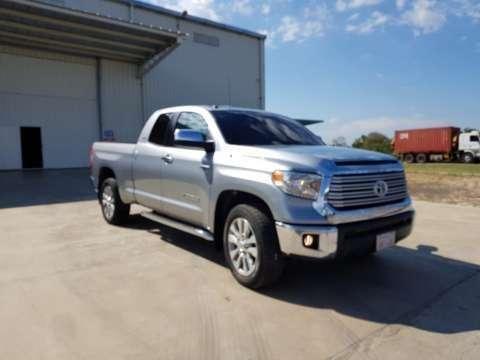 Toyota Tundra platinum 2014
