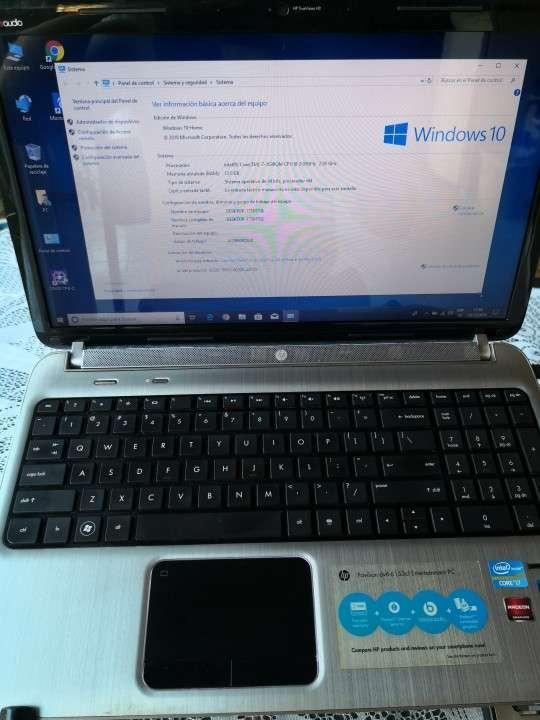 Notebook HP Pavilion dv6-6153cl - 2