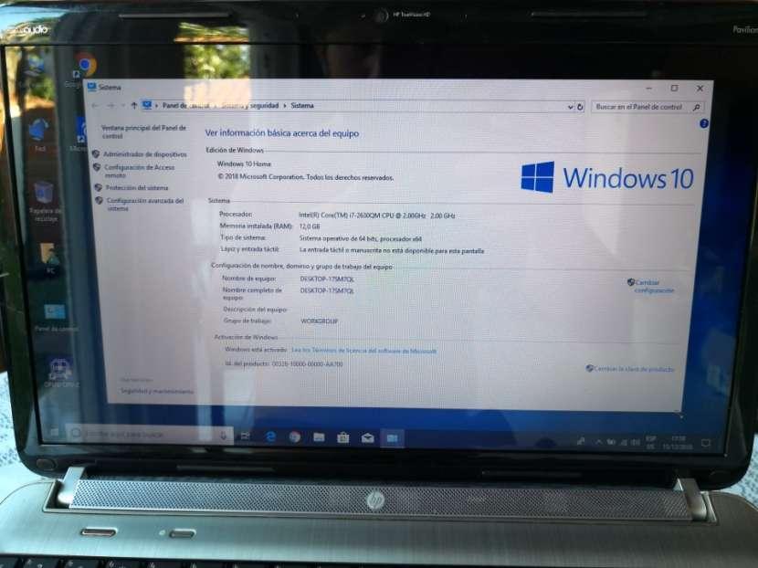 Notebook HP Pavilion dv6-6153cl - 3