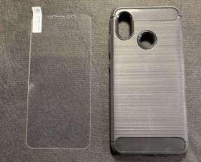 Case y protector de pantalla Xiaomi Note 5