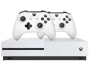 Consola Xbox One S 1TB 4K Ultra HD HDR