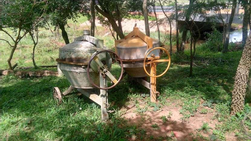 Hormigoneras de 400 litros